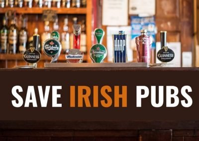 Save Irish Pubs