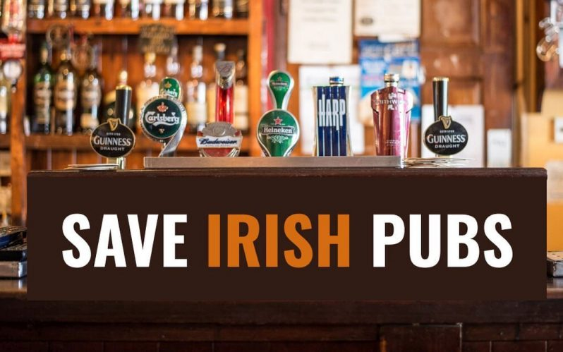 Save Irish Pubs