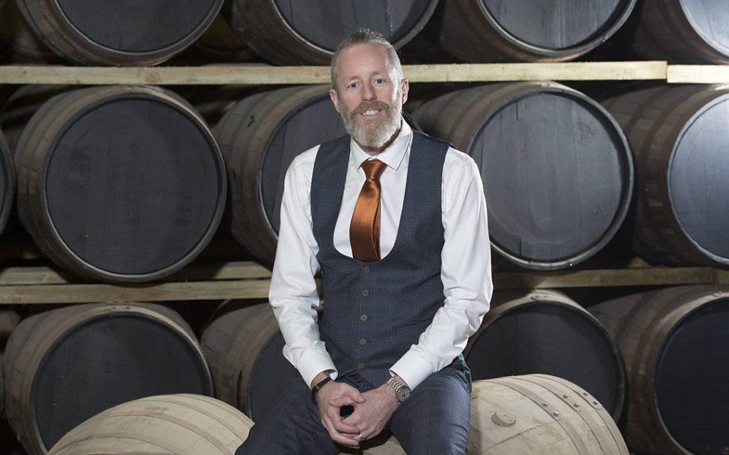 Jarlath Watson of Echlinville Distillery