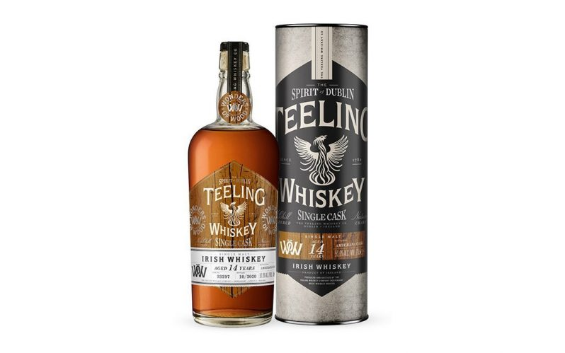 Teeling Whiskey launches Wonders of Wood Amburana Cask