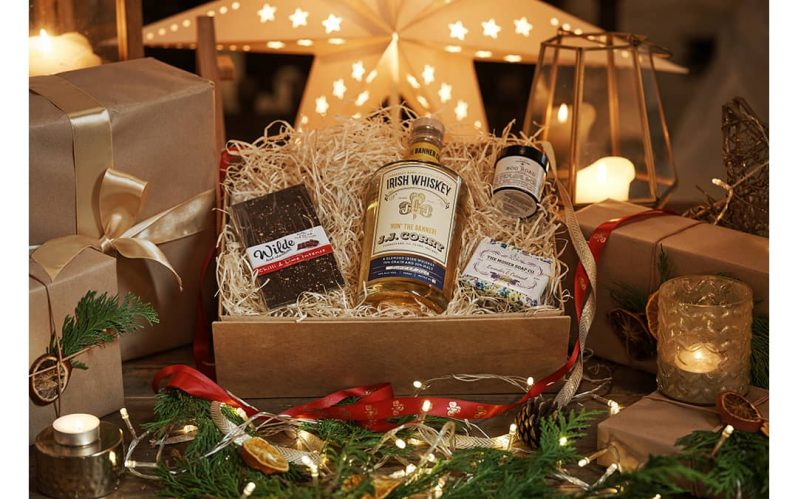 Irish Whiskey Bonder J.J. Corry launches the J.J. Corry Gifting Collection