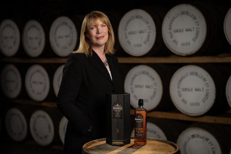 Bushmills adds oldest expression to the Causeway Collection with a 30yo Single Malt Irish whiskey