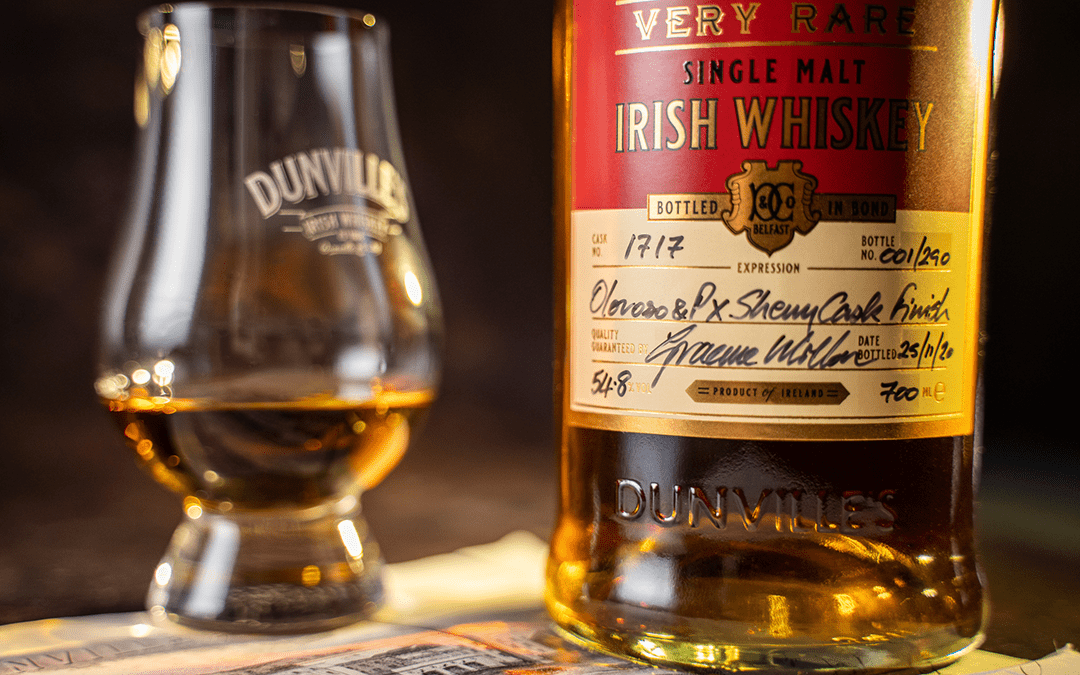 Irish Whiskey Magazine - The home of Irish Whiskey - Dunville's Irish whiskey