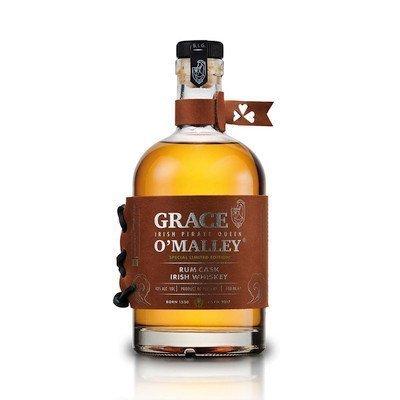 Irish Whiskey Magazine - Grace O'Malley Rum Cask Finish
