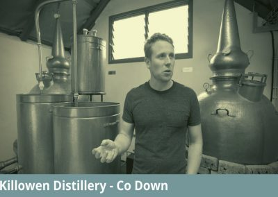 Killowen Distillery - Issue 10 Featured Irish whiskey distillery