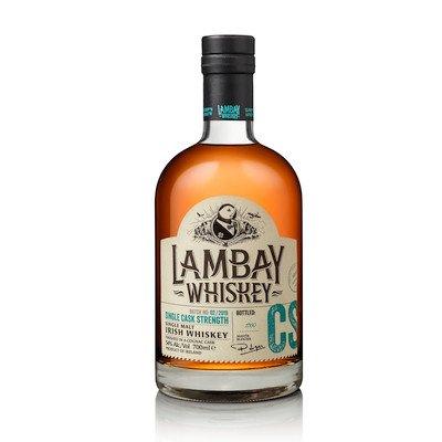 Irish Whiskey Magazine - Lambay Cask Strength