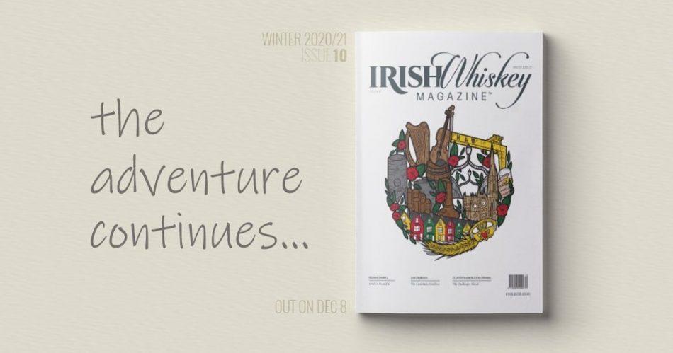 Irish Whiskey Magazine – Mobile Header