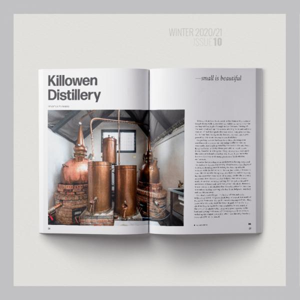 Killowen Distillery