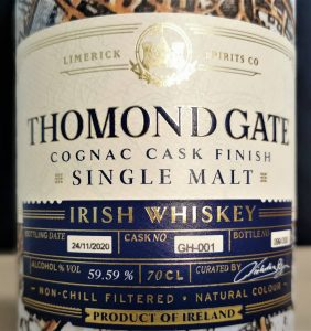 Thomond Gate Cognac
