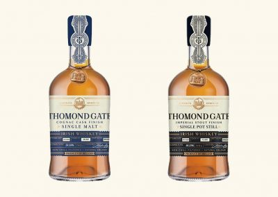 Two new limited released from Thomond Gate Whiskey