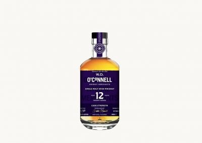 O'Connell Whiskey launches cask strength 12-year-old single malt Irish whiskey