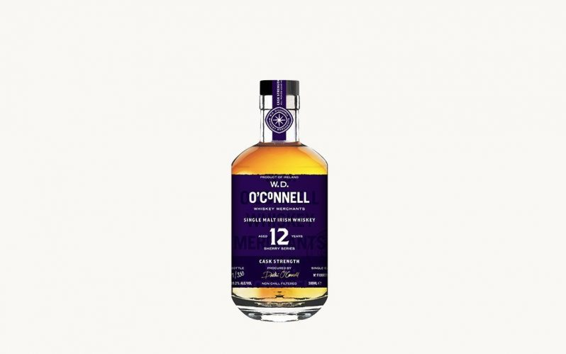 WD O'Connell Sherry Series Cask Strength