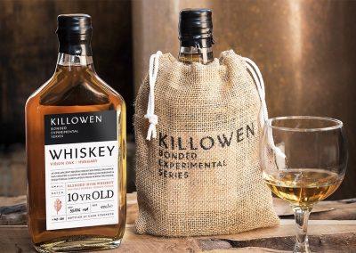 Final release in the Killowen Bonded Experimental Series
