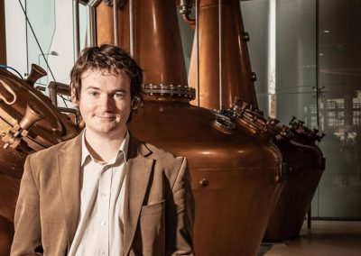 Boann Distillery recreates long-lost Irish whiskey recipes unearthed by historian Fionnán O'Connor