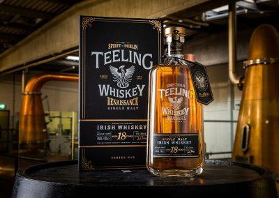 Teeling launch third bottling in their Renaissance Single Malt Series