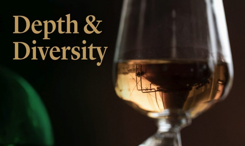 Depth and Diversity of Irish whiskey campaign launched