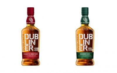 Dubliner Irish Whiskey launches new look