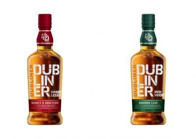 Dubliner Irish Whiskey launches new look