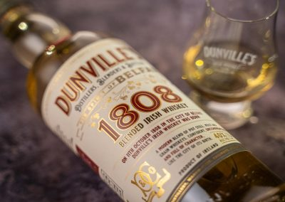 Dunville's Irish Whiskey adds a twist with 1808 blend