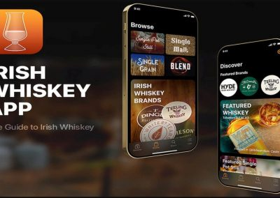 Irish Whiskey App to launch on St. Patrick's Day
