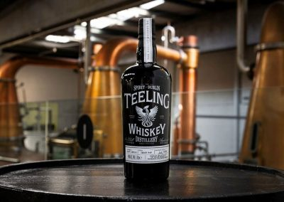 Teeling Whiskey releases distillery exclusive to mark St. Patrick's Day
