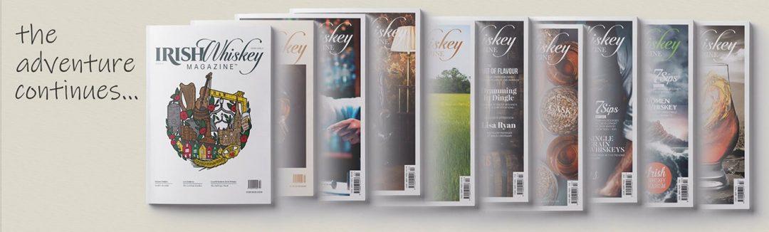 Irish whiskey magazine subscription