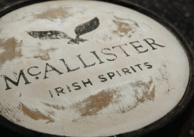 McAllister Distillery launches Founders Cask Programme