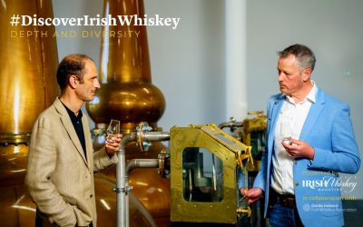 New #DiscoverIrishWhiskey series launches