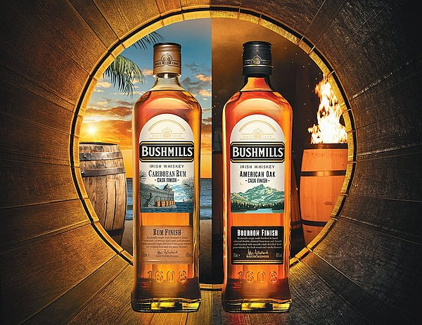 Irish Whiskey Magazine - Bushmills release new American Oak Cask Finish 2