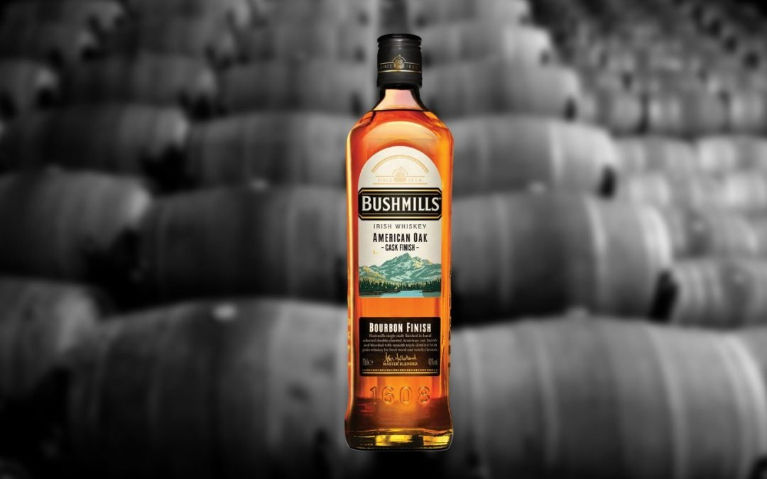 American Oak Cask Finish added to Bushmills Original Cask Finish range