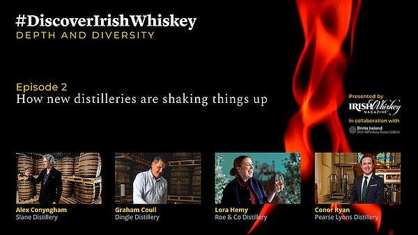 Irish Whiskey Magazine - Discover Irish Whiskey - Episode 2