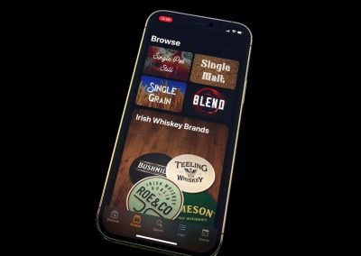 Irish Whiskey App released for Android