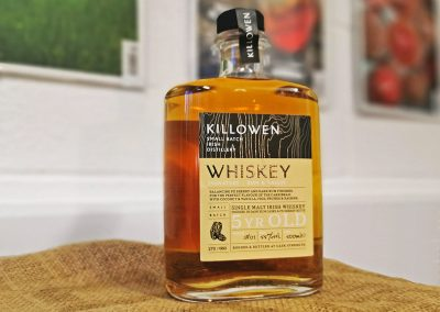 Killowen Latest Release – Signature Rum & Raisin
