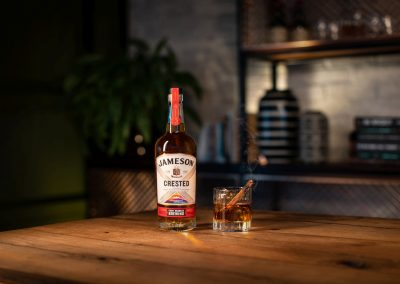 New Jameson Crested X Eight Degrees Brewing Collaboration