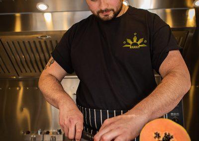 Chef Richie Costello Bahay Restaurant