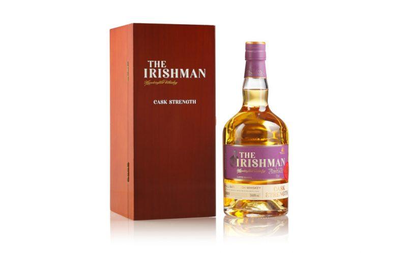 Irish Whiskey Magaazince -The Irishman Cask Strength 2021