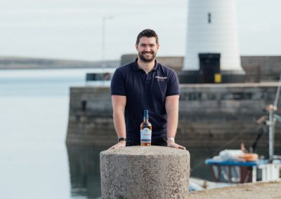 Copeland Distillery launch Merchants' Quay Whiskey