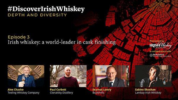 Irish Whiskey Magazine - Discover Irish Whiskey Episode 3
