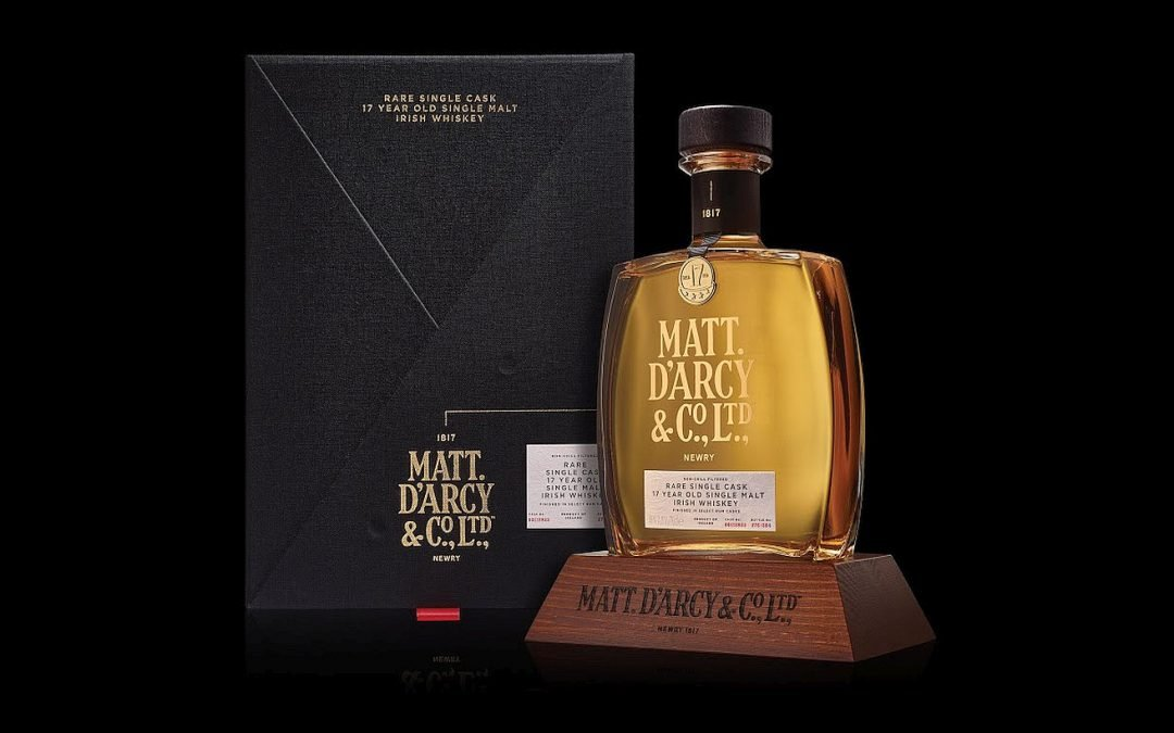 Export success for Matt D'Arcy Whiskey