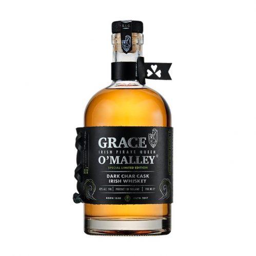 Irish Whiskey Magazine - Grace O'Malley Dark Char Cask Blend