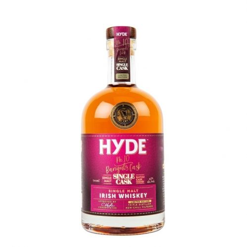 Tastings – Issue 11 – Hyde No.10 Single Cask Banyuls Finish