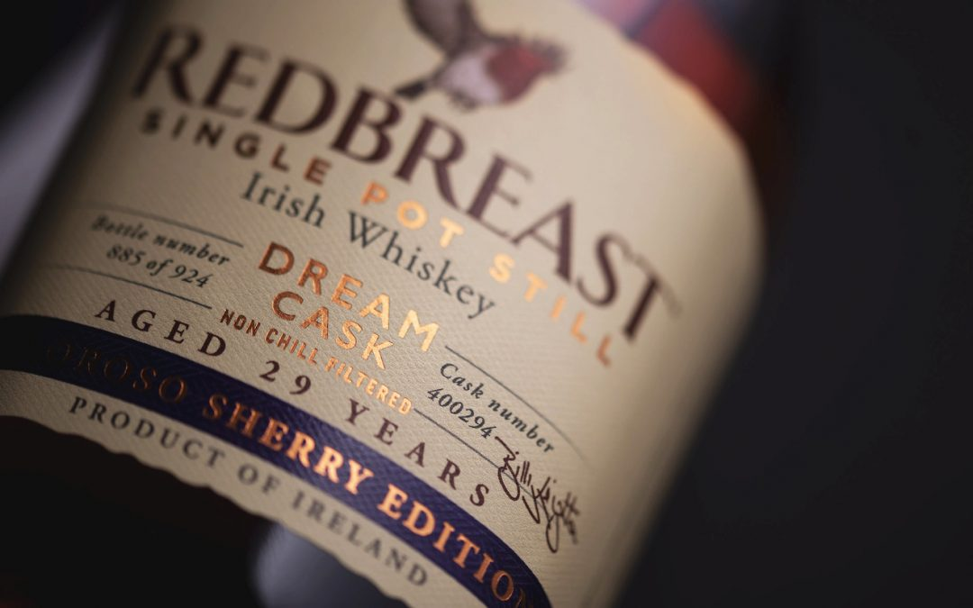 Redbreast Dream Cask 2021 is Unveiled