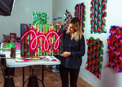 WaterfordDistilleryannounces partnership with artist Leah Hewson