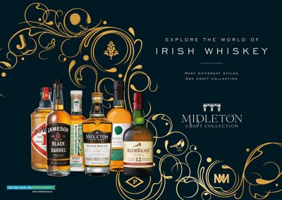 Midleton Craft Collection Whiskey Store to open in Brown Thomas