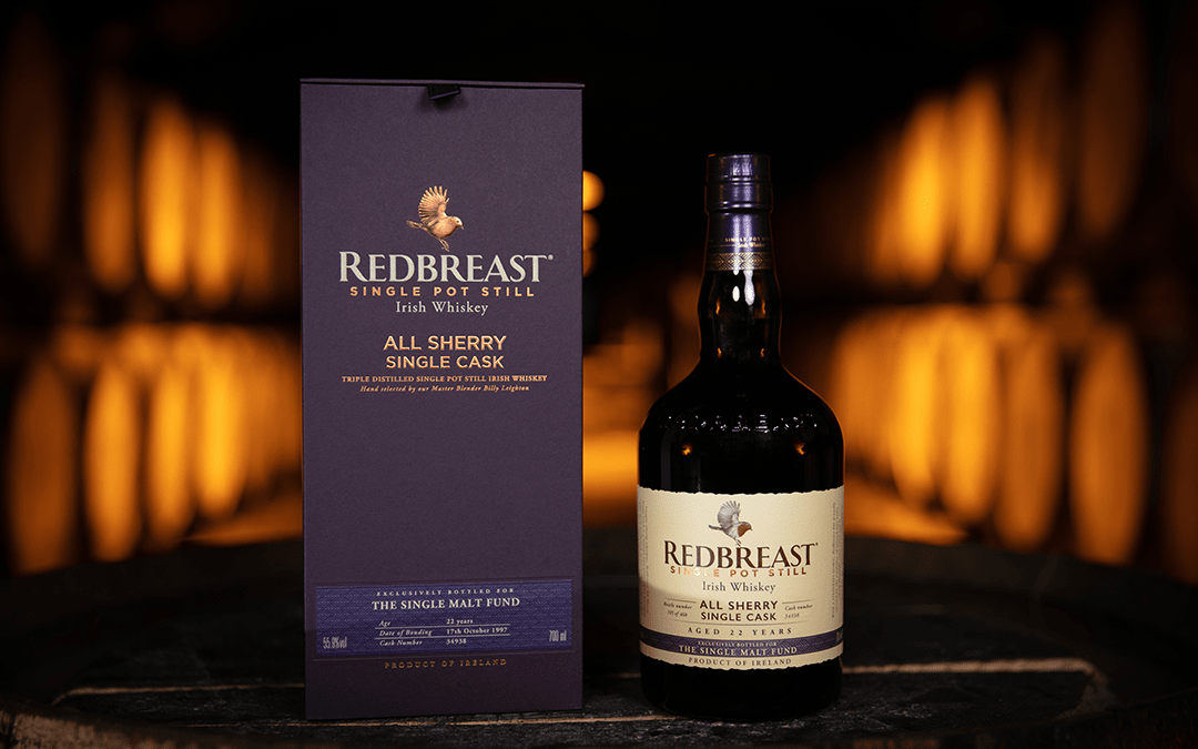 The Single Malt Shop goes live with exclusive Redbreast 22 Year Old Single Cask
