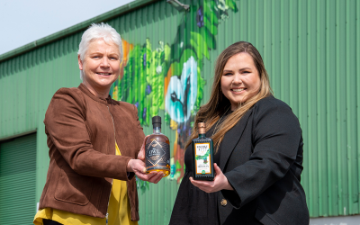 Listoke Distillery offering chance to win 5% of their business