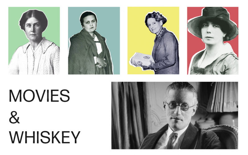 Movies & Whiskey: Writers' Tears film partnership to honour James Joyce's Ulysses