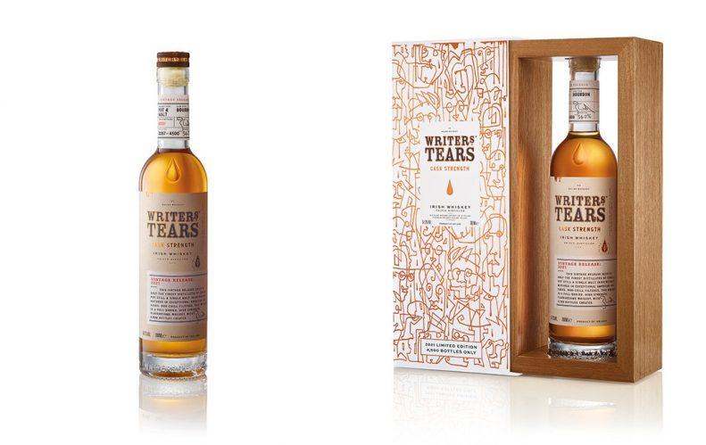 Irish Whiskey Magazine - Writers Tears 2021 Cask Strength